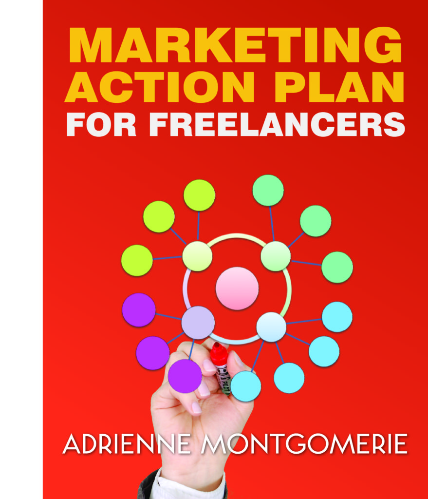 cover of Marketing Action Plan for Freelancers